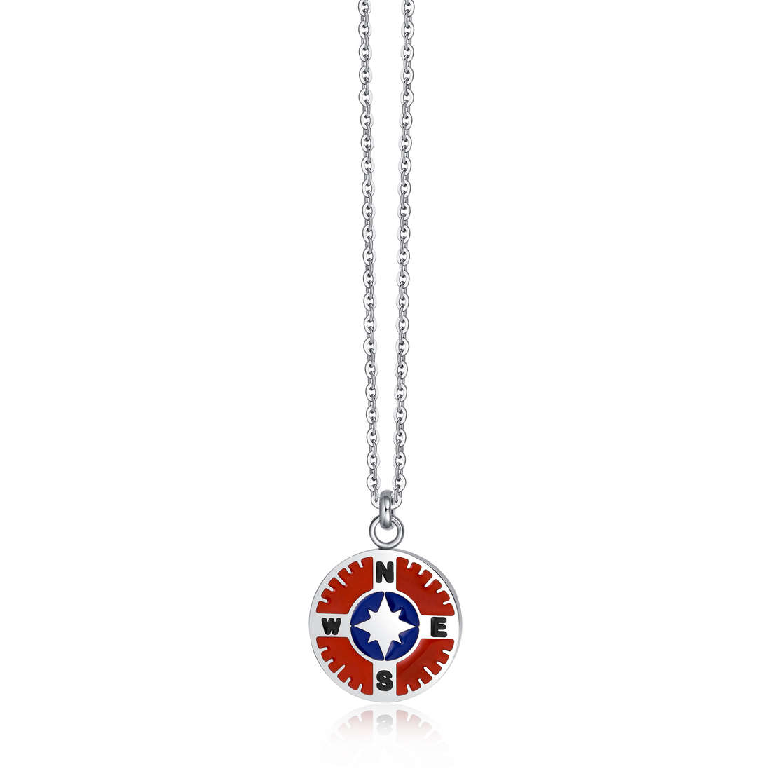 necklace man jewellery Luca Barra LBCA373