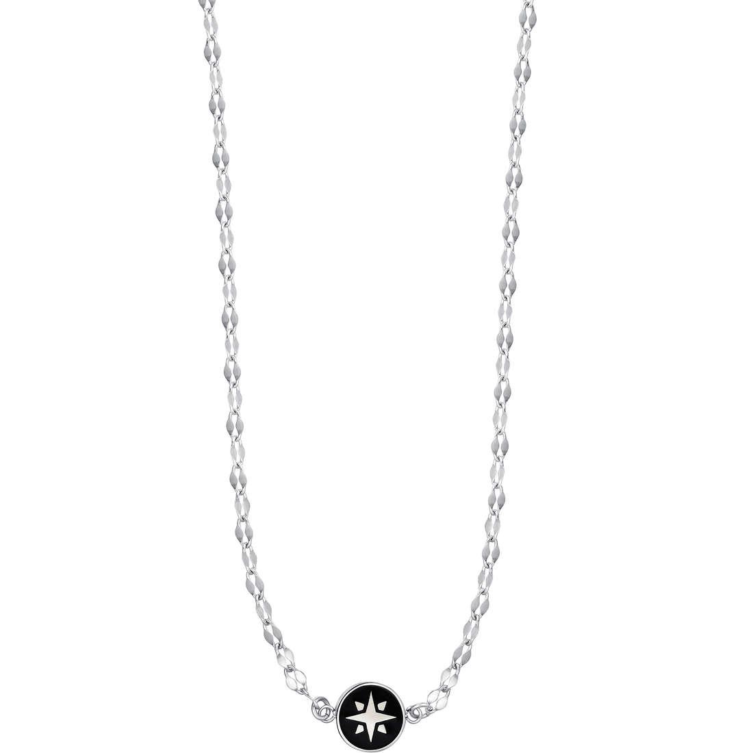 necklace man jewellery Luca Barra LBCL147