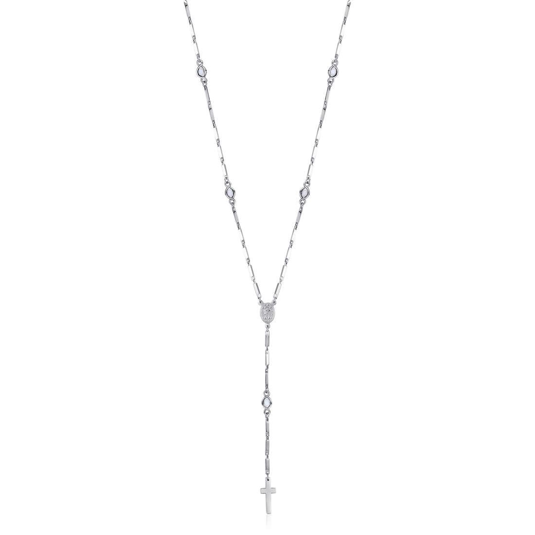 necklace man jewellery Luca Barra LBCL169