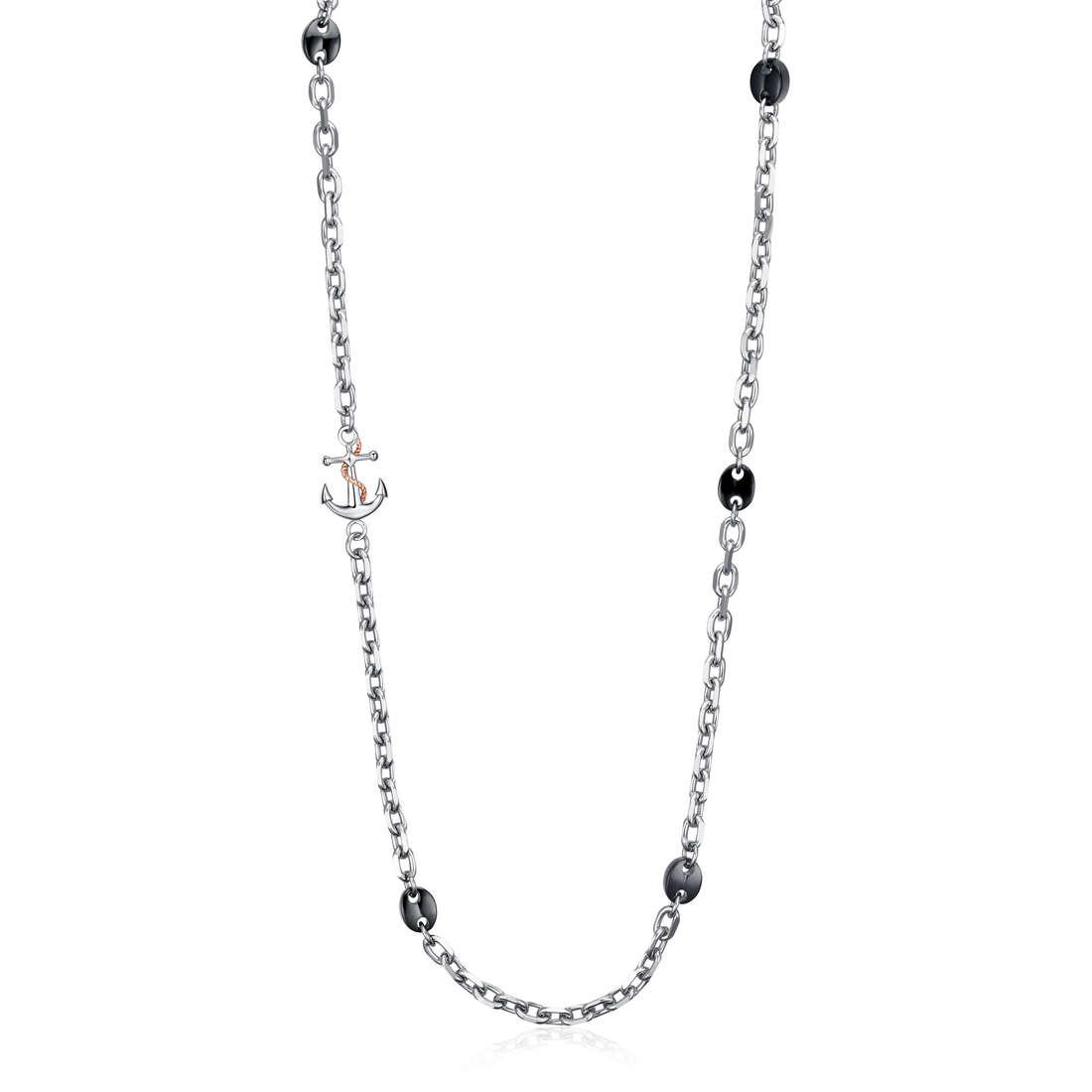 necklace man jewellery Luca Barra LBCL171