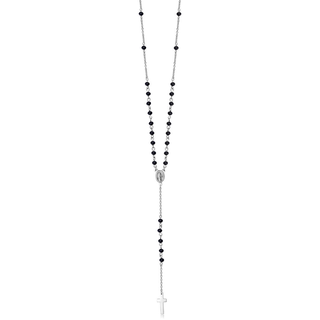 necklace man jewellery Luca Barra LBCL185