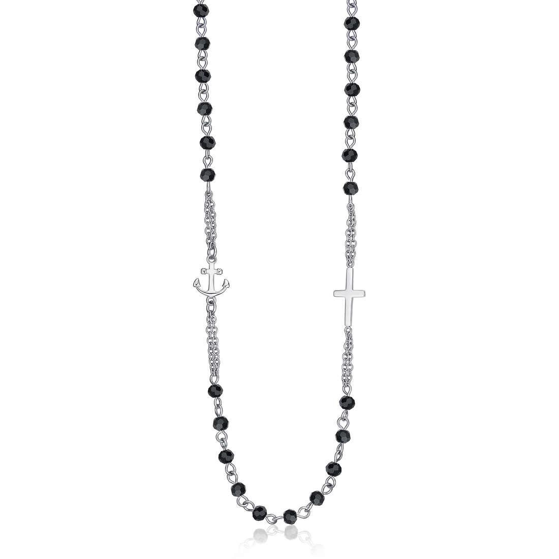 necklace man jewellery Luca Barra LBCL190