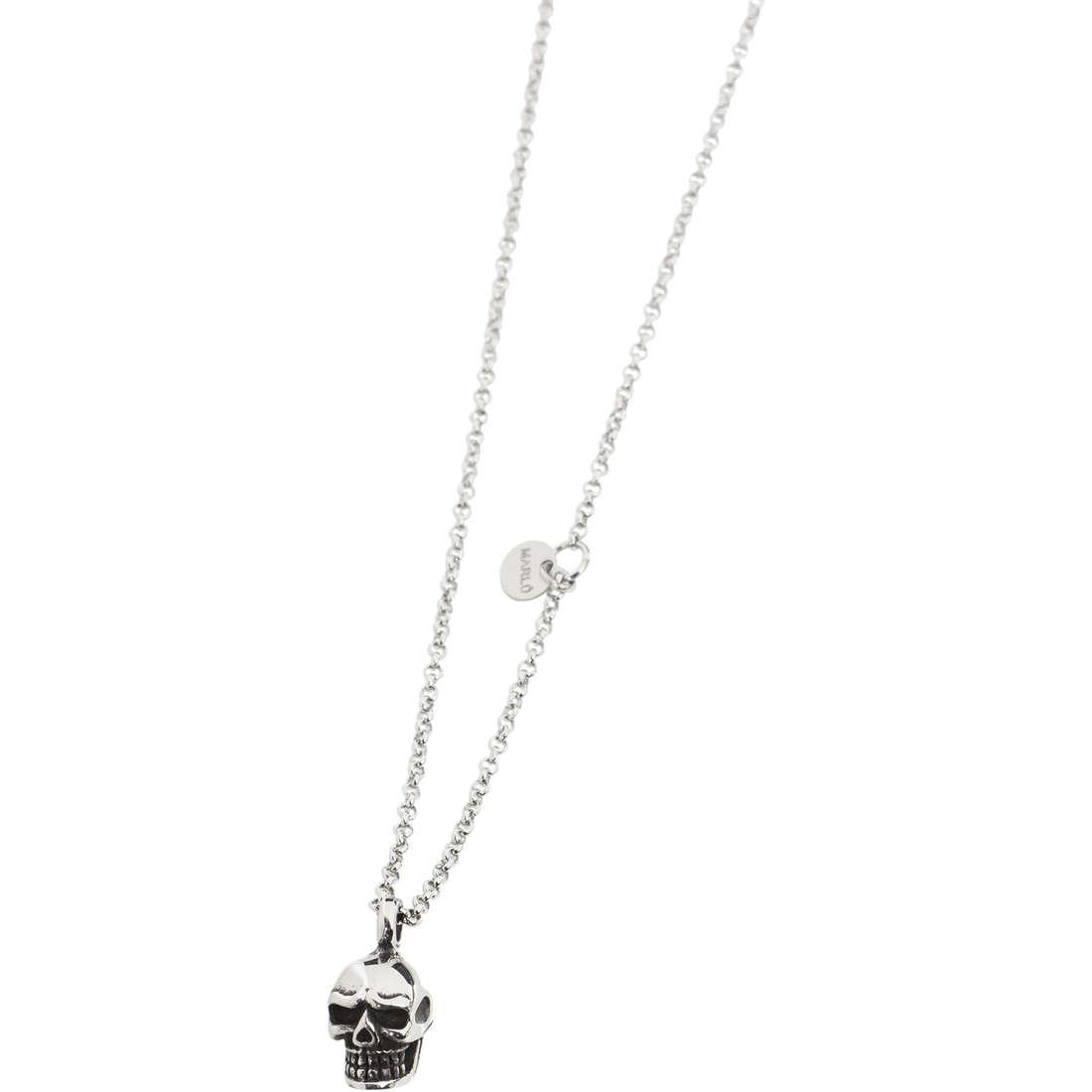 necklace man jewellery Marlù Dark 13CO022