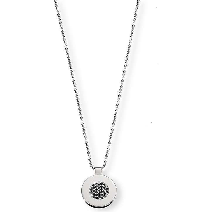 necklace man jewellery Morellato Black & White SAB02
