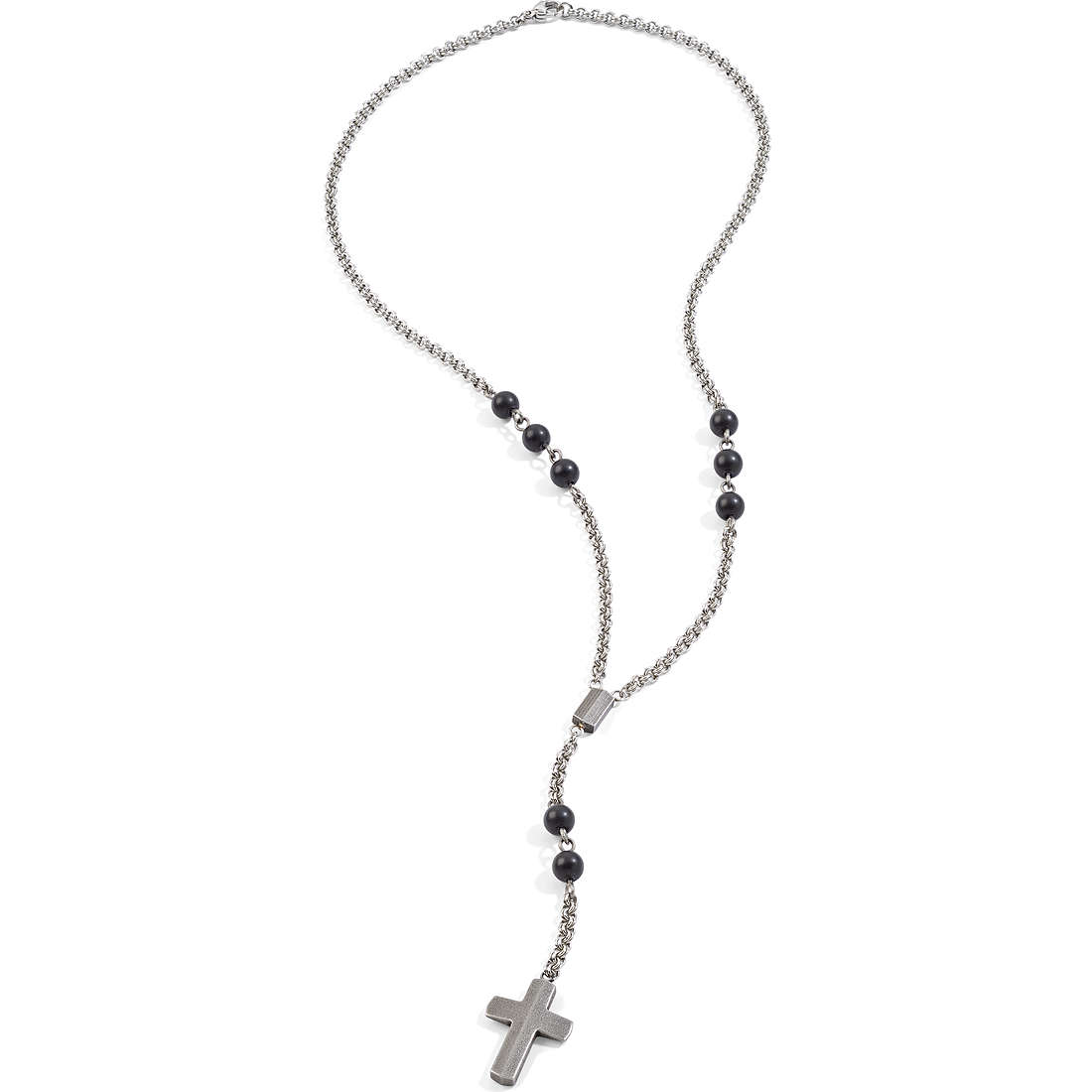 necklace man jewellery Morellato Boules SACT01