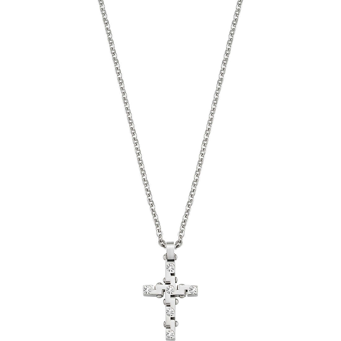 necklace man jewellery Morellato Motown SAEV03