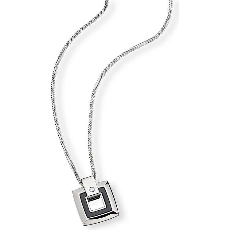 necklace man jewellery Morellato Noir SAA03
