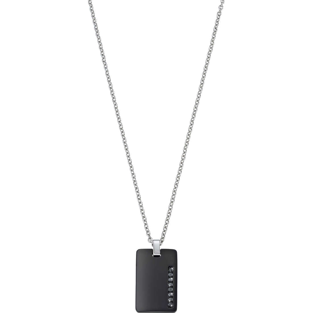 necklace man jewellery Morellato Stile SAGH03