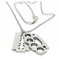 necklace man jewellery Narcos Cartello Di Maddelin NCC102