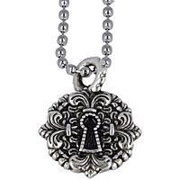 necklace man jewellery Pietro Ferrante Pesky CA3206