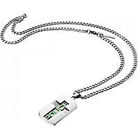 necklace man jewellery Police Access S14AFC02P
