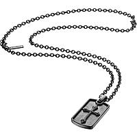necklace man jewellery Police Knights S14AJH01P