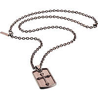 necklace man jewellery Police Knights S14AJH02P