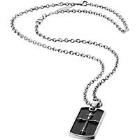 necklace man jewellery Police Knights S14AJH03P