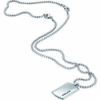 necklace man jewellery Police Purity S14YK01P