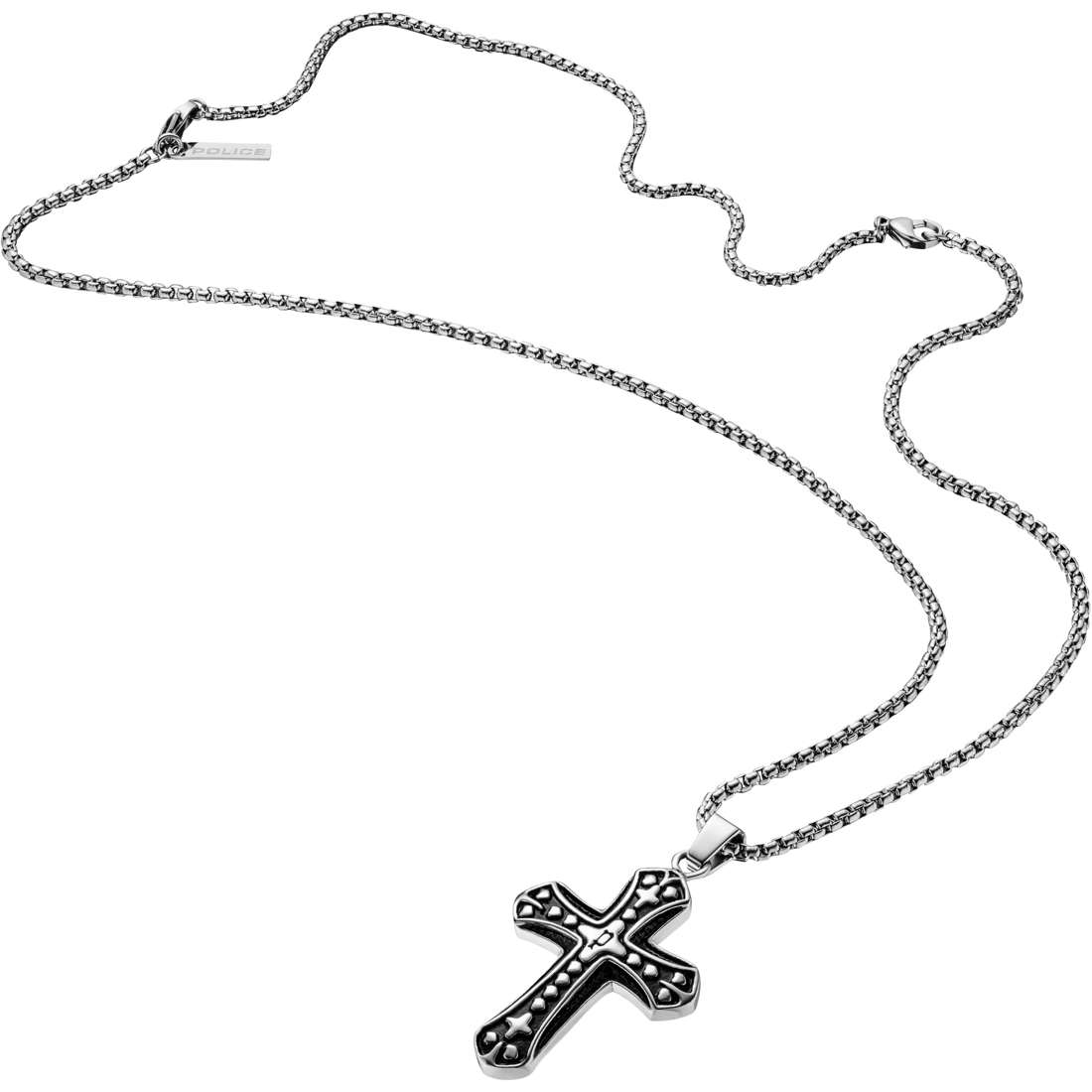 necklace man jewellery Police S14AHZ01C