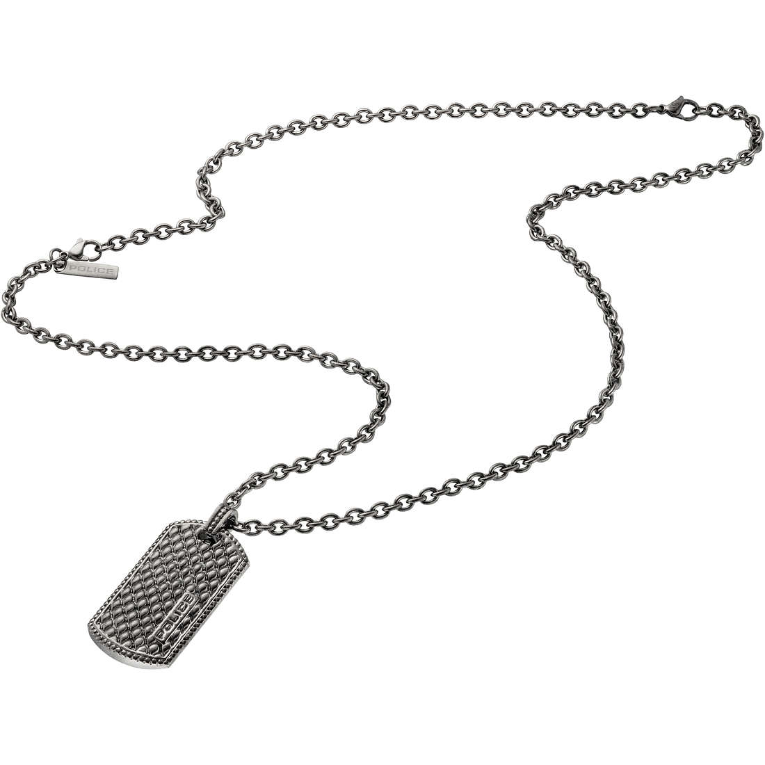 necklace man jewellery Police S14AIE01C
