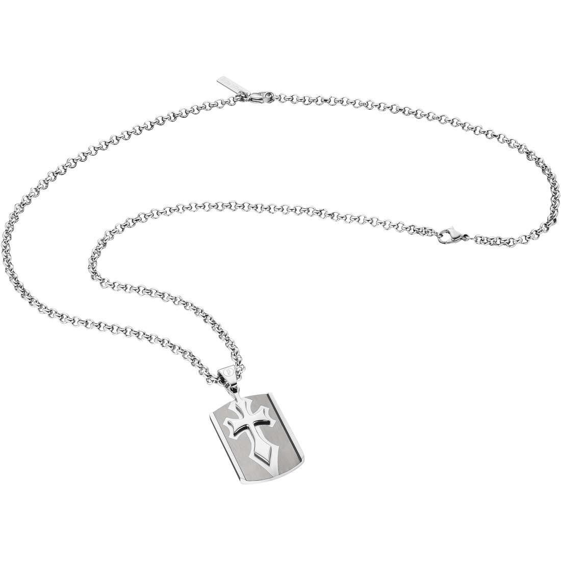 necklace man jewellery Police S14BG07C