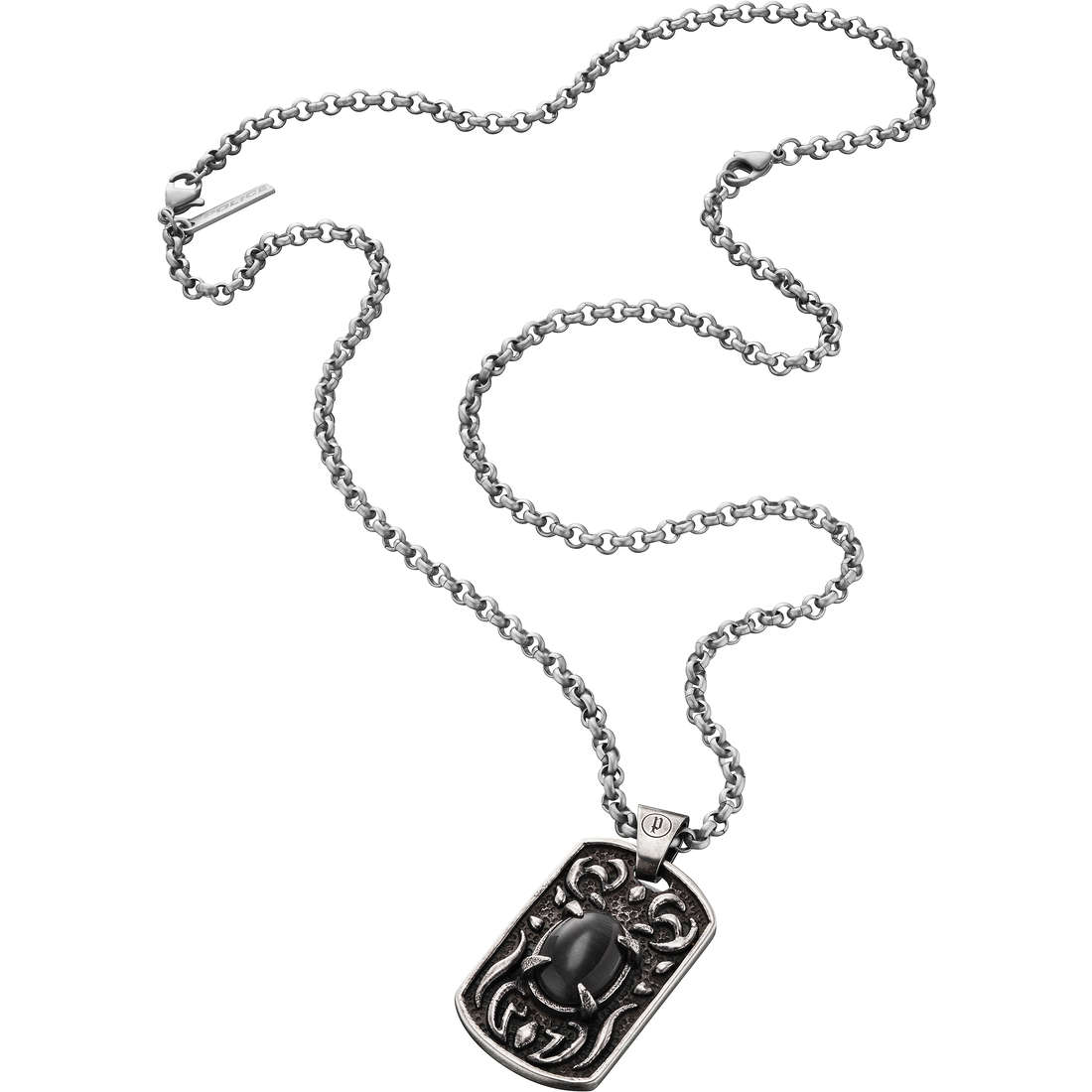 necklace man jewellery Police Spectre S14AFX01P