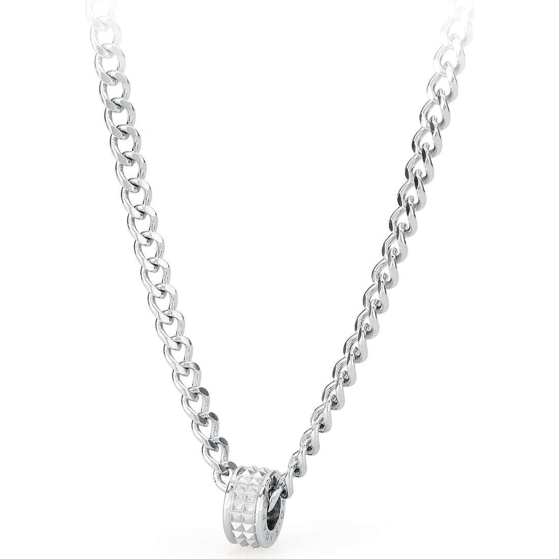 necklace man jewellery Sagapò BRONX SBR11