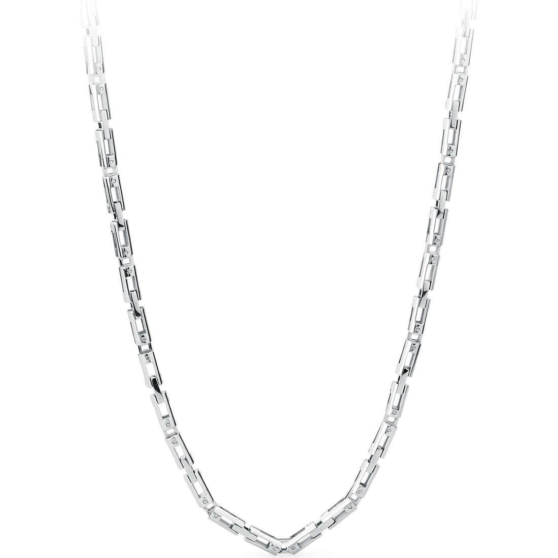 necklace man jewellery Sagapò DETROIT SDT01