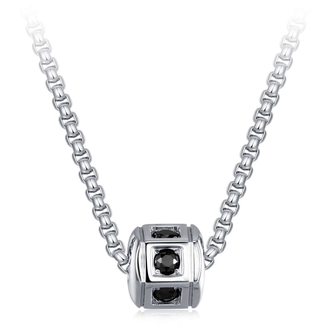necklace man jewellery Sagapò Hari SHI01