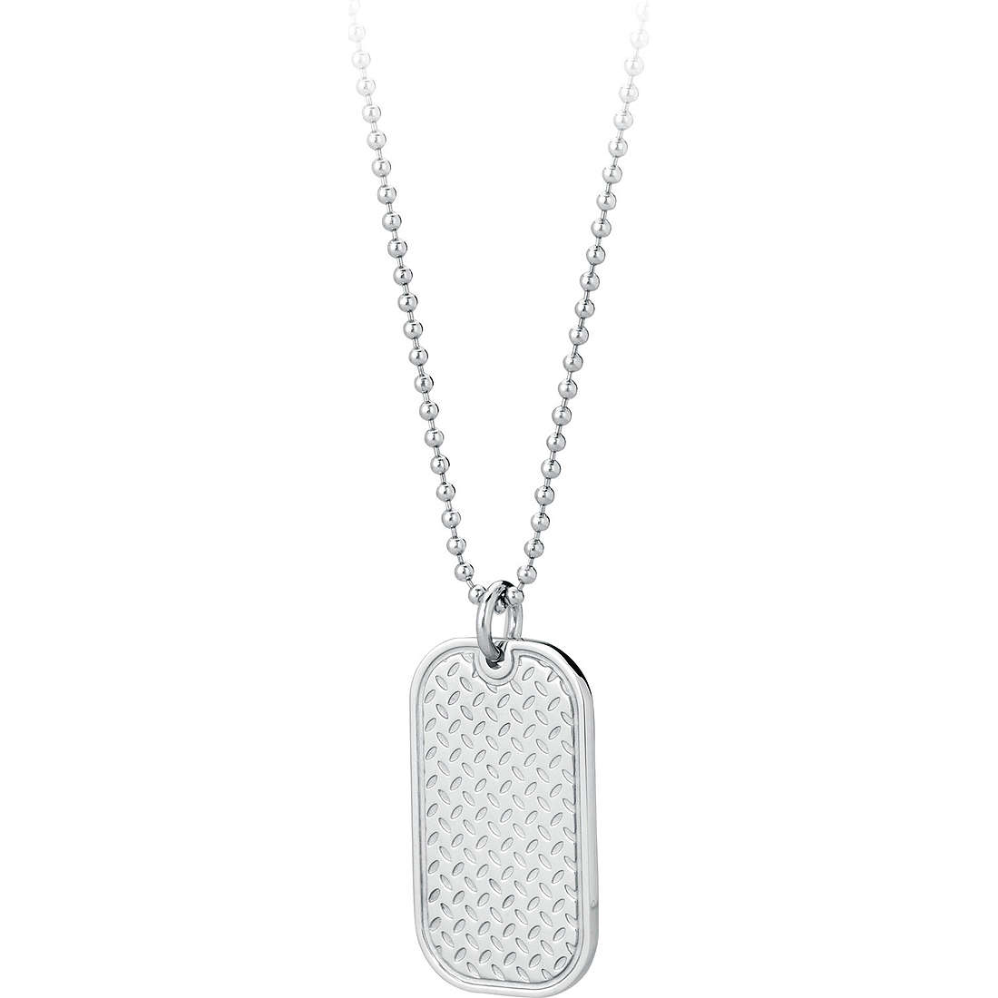 necklace man jewellery Sagapò Tag.Me SGM26