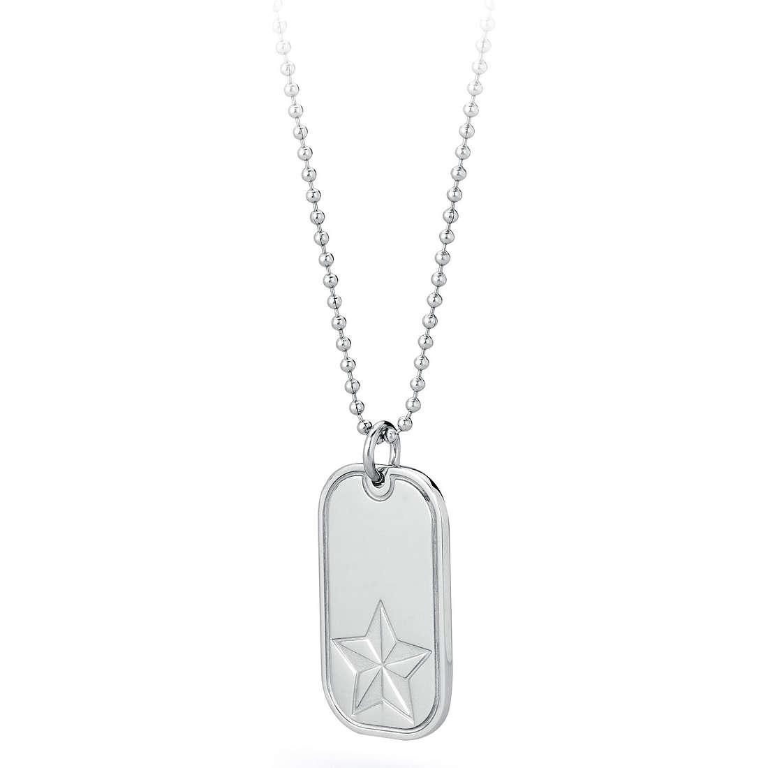 necklace man jewellery Sagapò Tag.Me SGM28