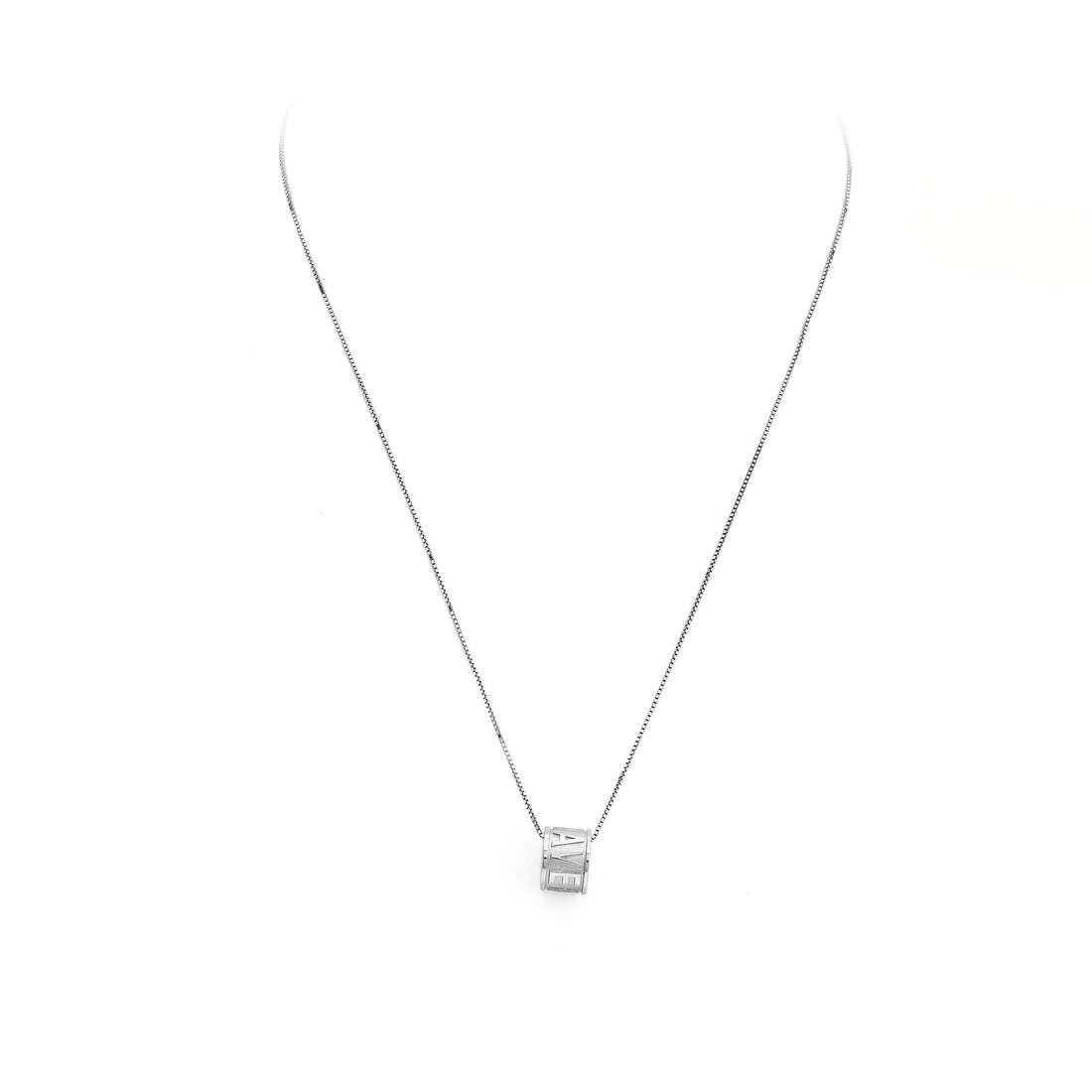 necklace unisex jewellery Amen Ave Maria CLAVB