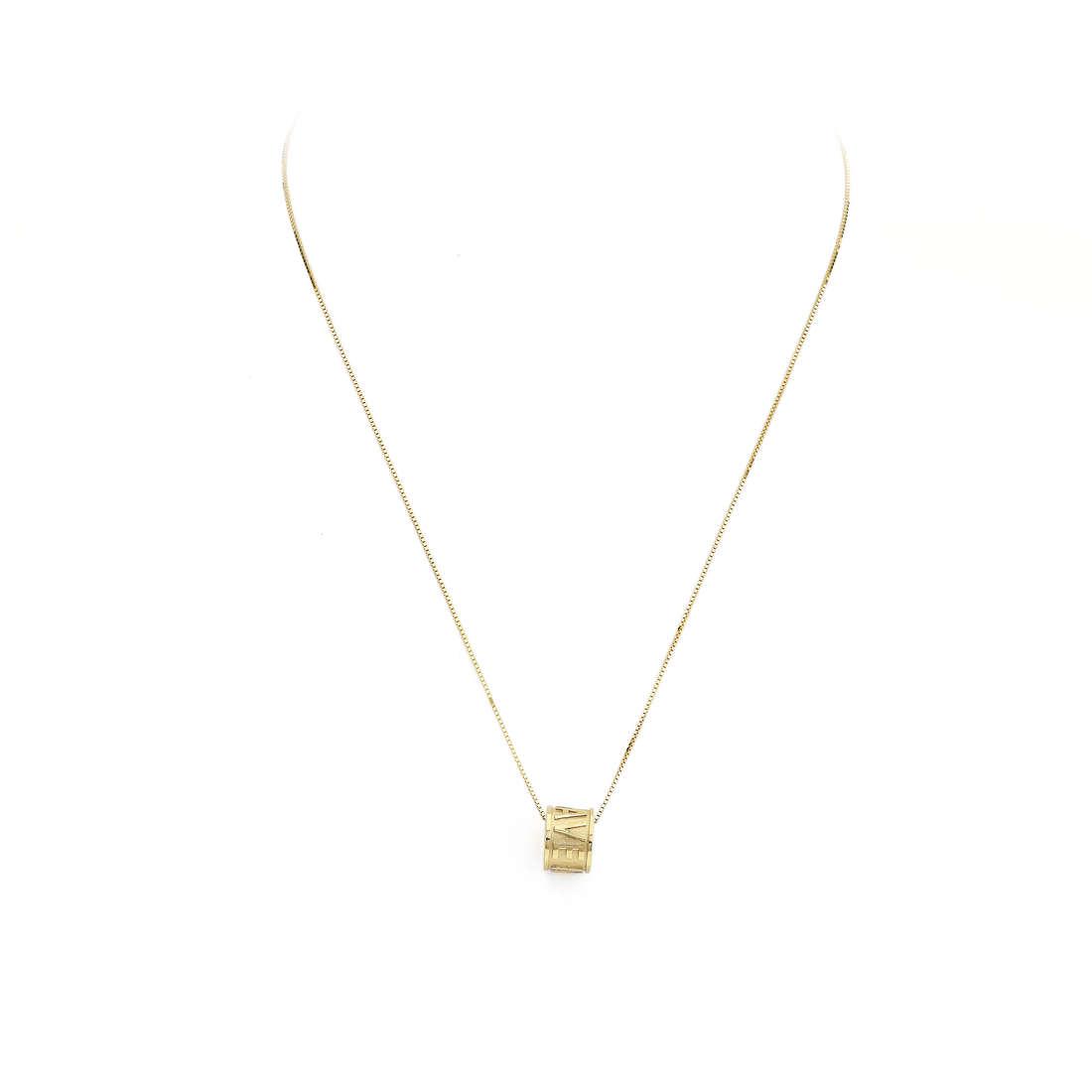 necklace unisex jewellery Amen Ave Maria CLAVG