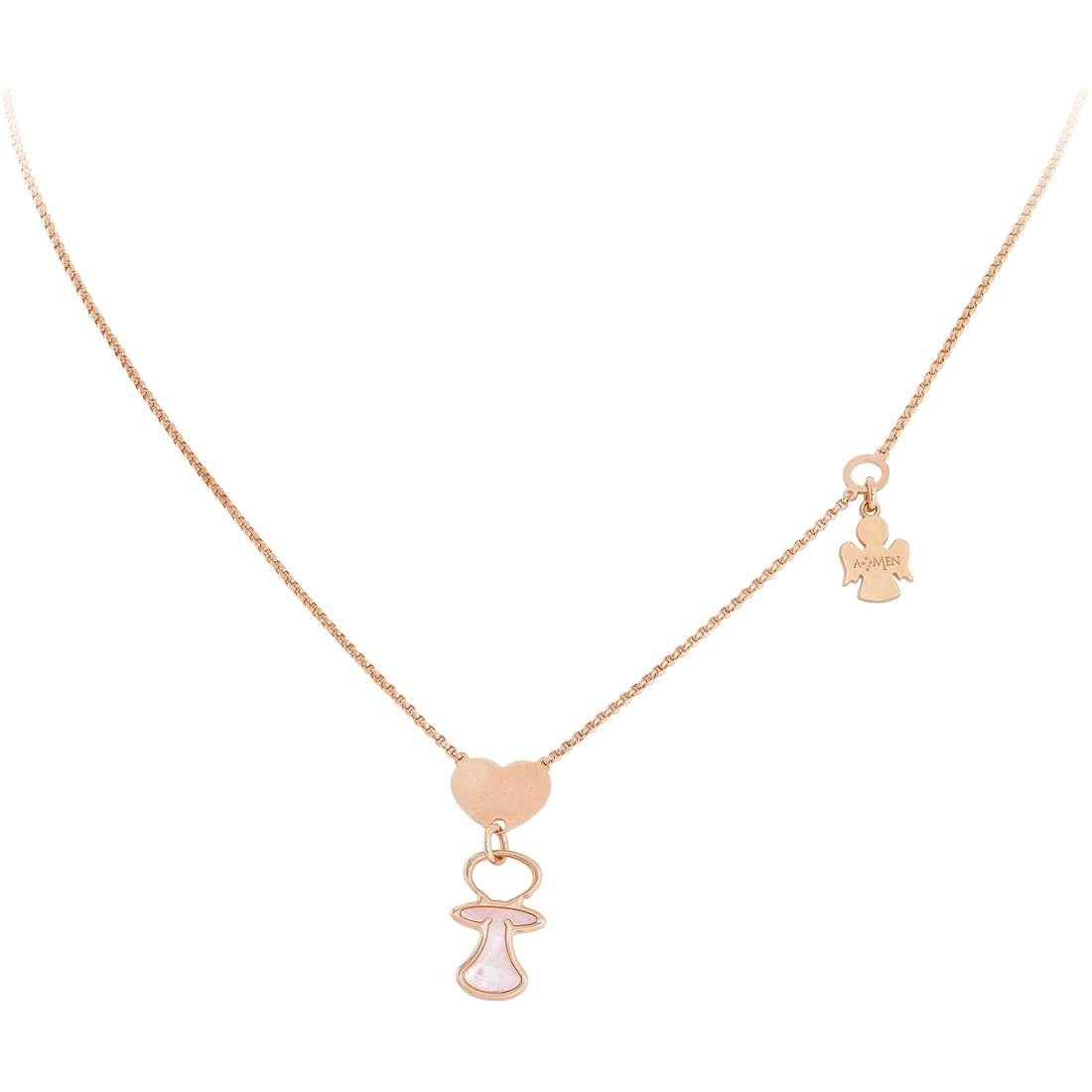 necklace unisex jewellery Amen CCIUR