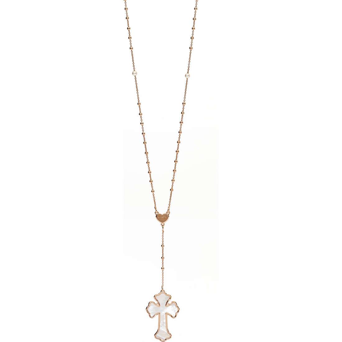 necklace unisex jewellery Amen CLRMPB4