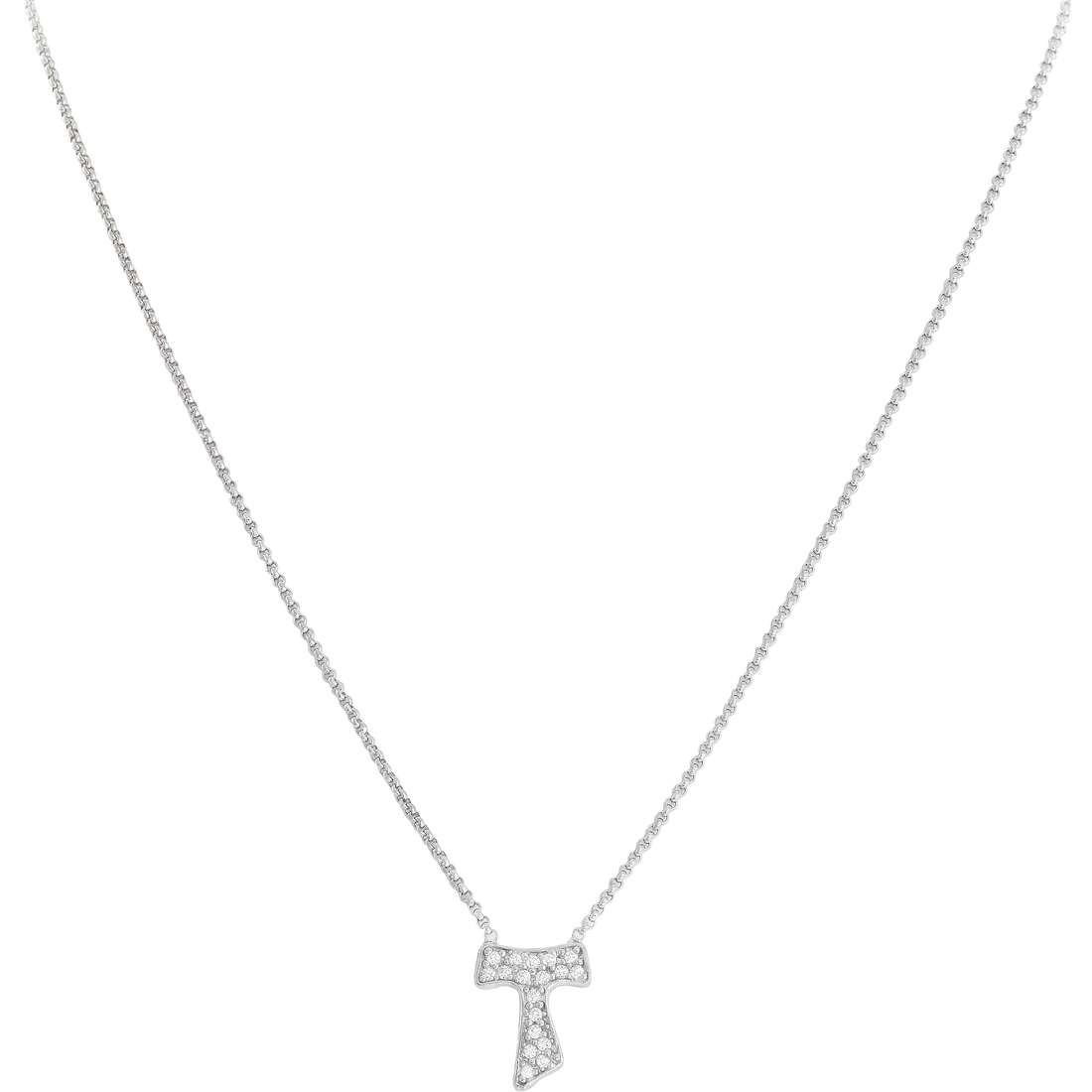 necklace unisex jewellery Amen CRCZB3T