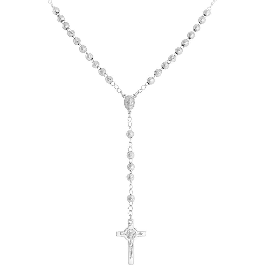 necklace unisex jewellery Amen CRRO