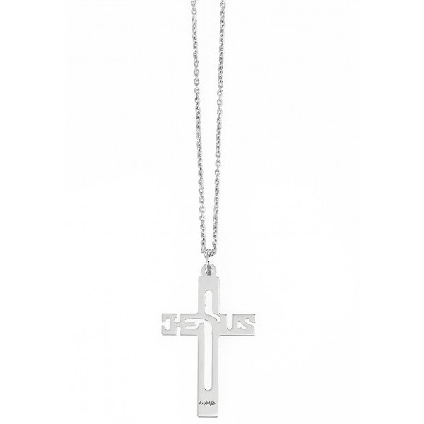 necklace unisex jewellery Amen Padre Nostro CLCRGB