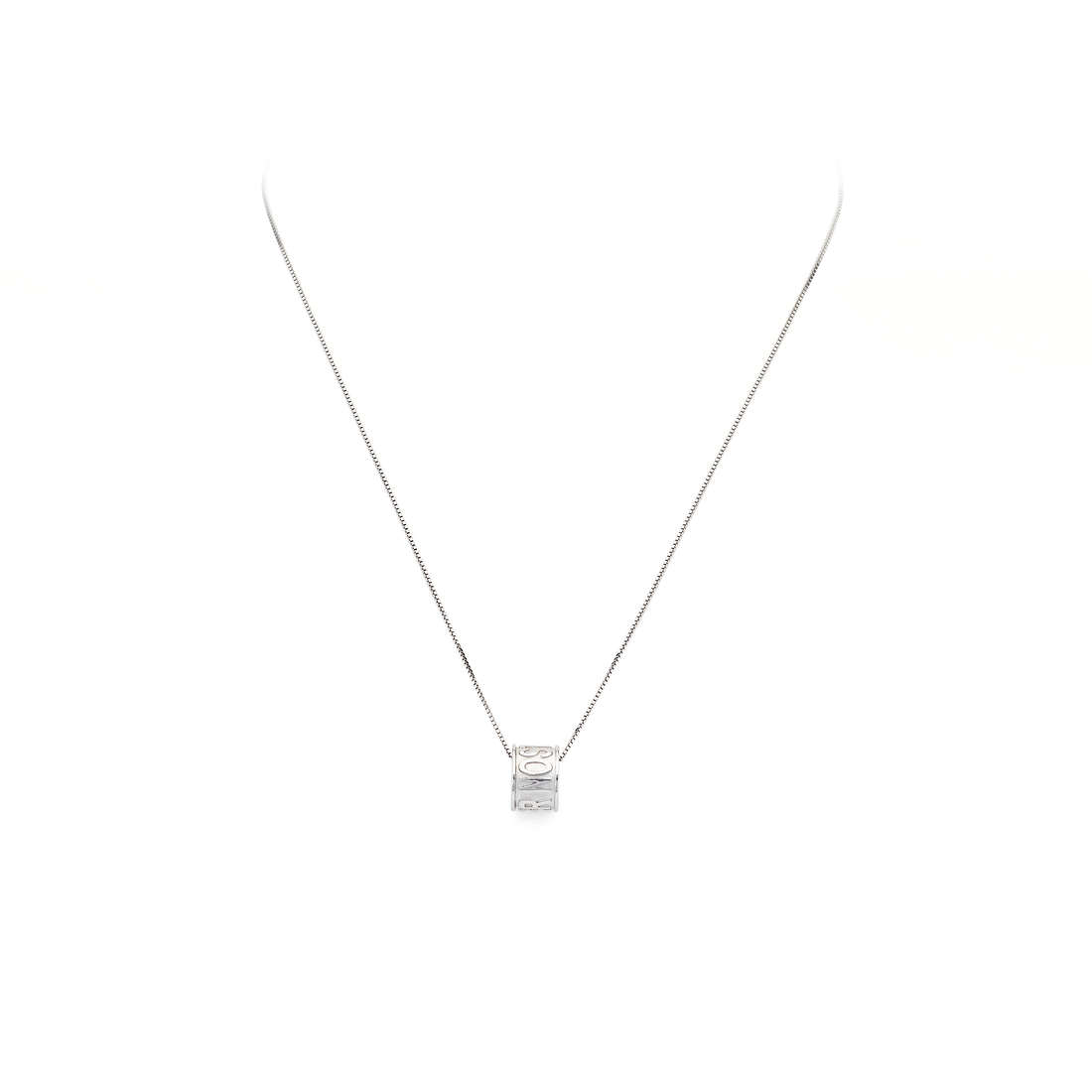 necklace unisex jewellery Amen Padre Nostro CLPB