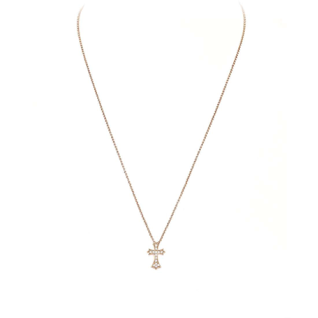 necklace unisex jewellery Amen Padre Nostro CRCZR3