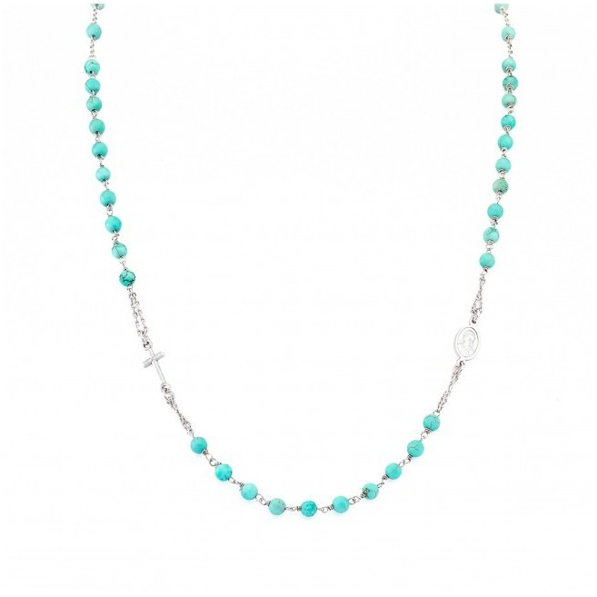necklace unisex jewellery Amen Rosario CROBA3P