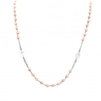 necklace unisex jewellery Amen Rosario CROBRO3P