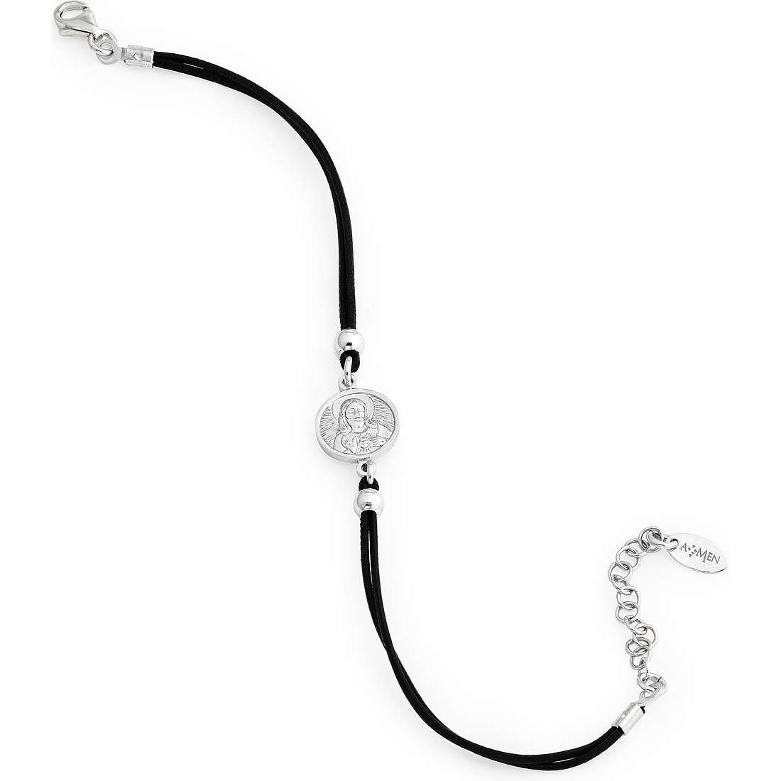 necklace unisex jewellery Amen Sacro Cuore COSCG