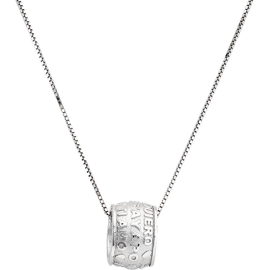necklace unisex jewellery Amen Ti Amo PTAB