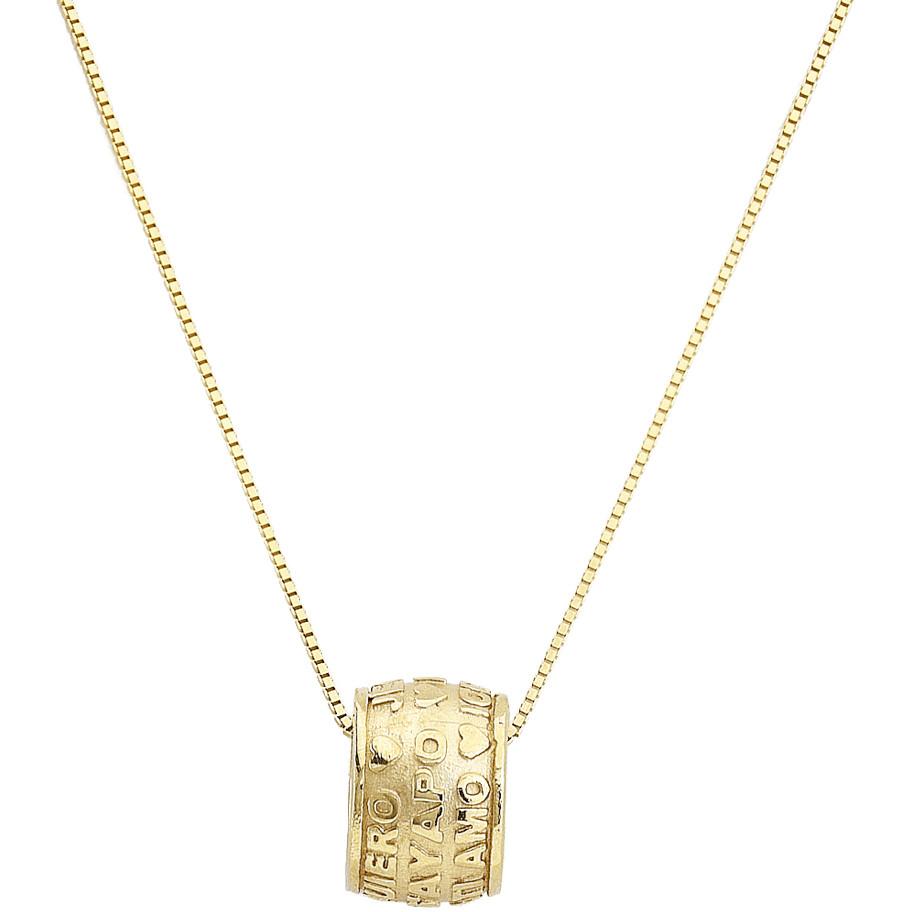 necklace unisex jewellery Amen Ti Amo PTAG
