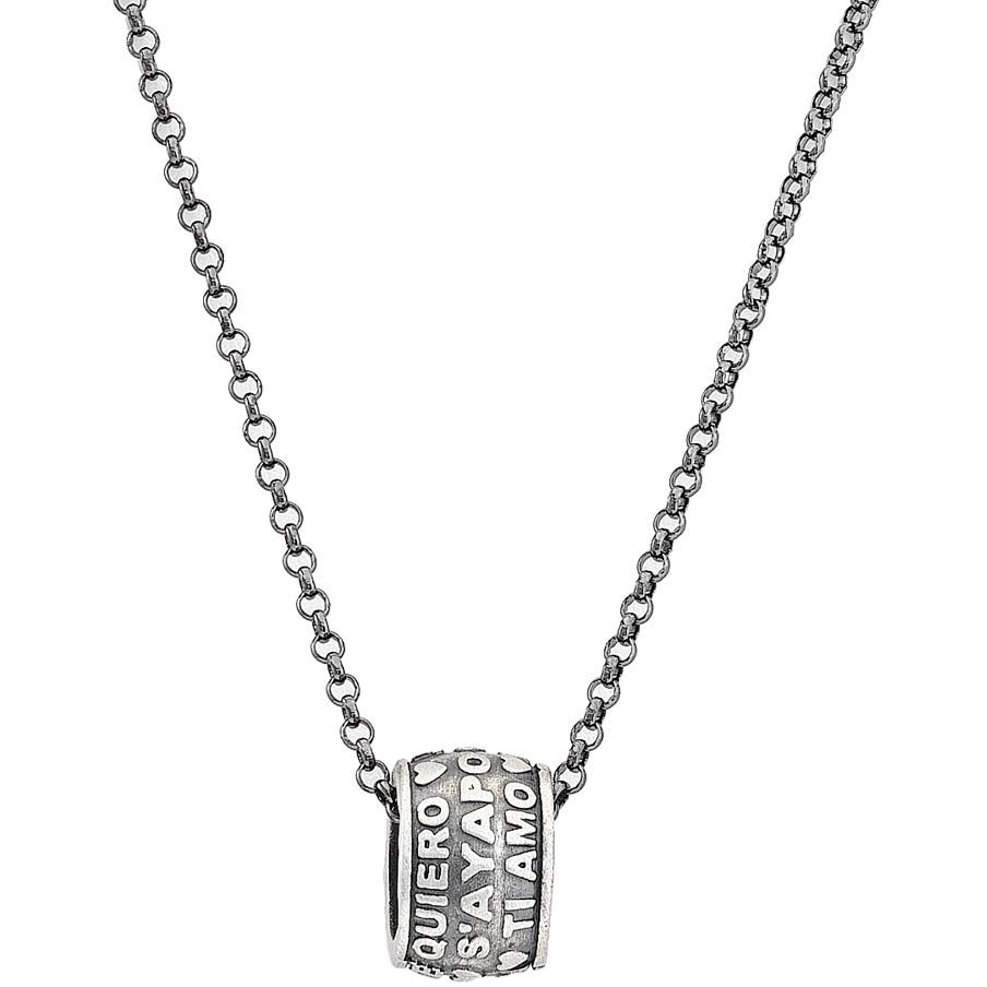 necklace unisex jewellery Amen Ti Amo PTAN