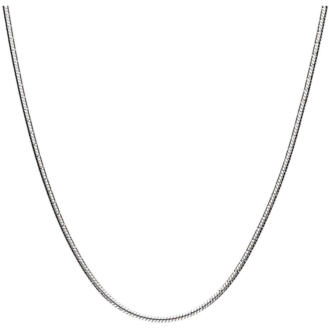 necklace unisex jewellery GioiaPura GPSRSCL0081-40