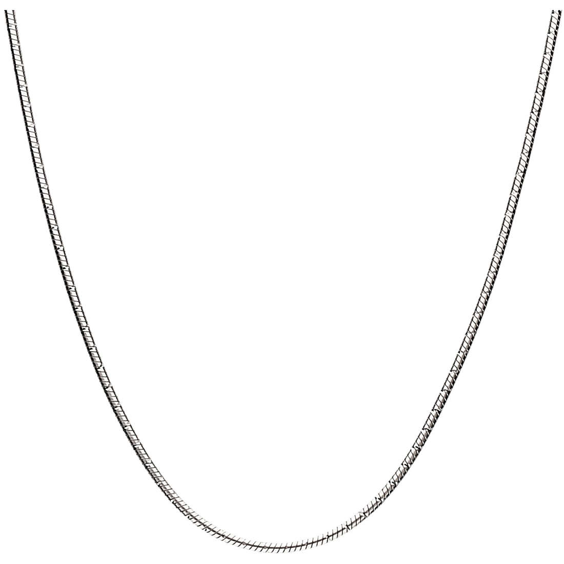 necklace unisex jewellery GioiaPura GPSRSCL0081-42