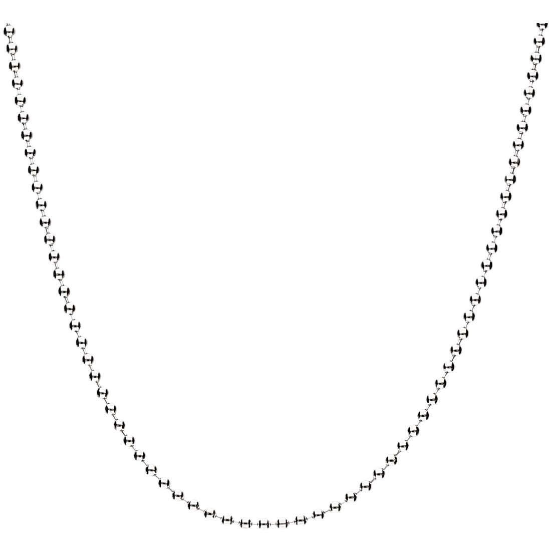 necklace unisex jewellery GioiaPura GPSRSCL0459-60