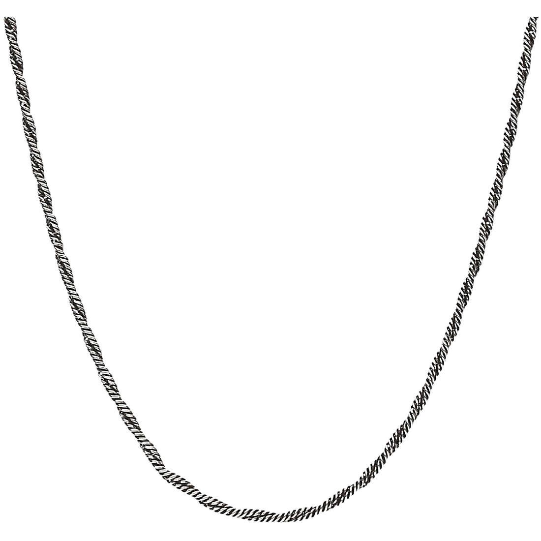 necklace unisex jewellery GioiaPura GPSRSCL1185
