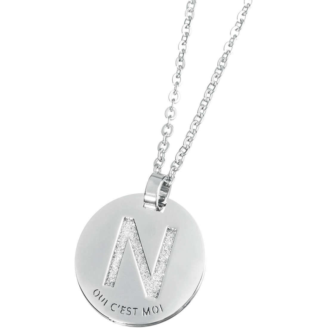 necklace unisex jewellery Marlù Oui C'Est Moi 18CN005N