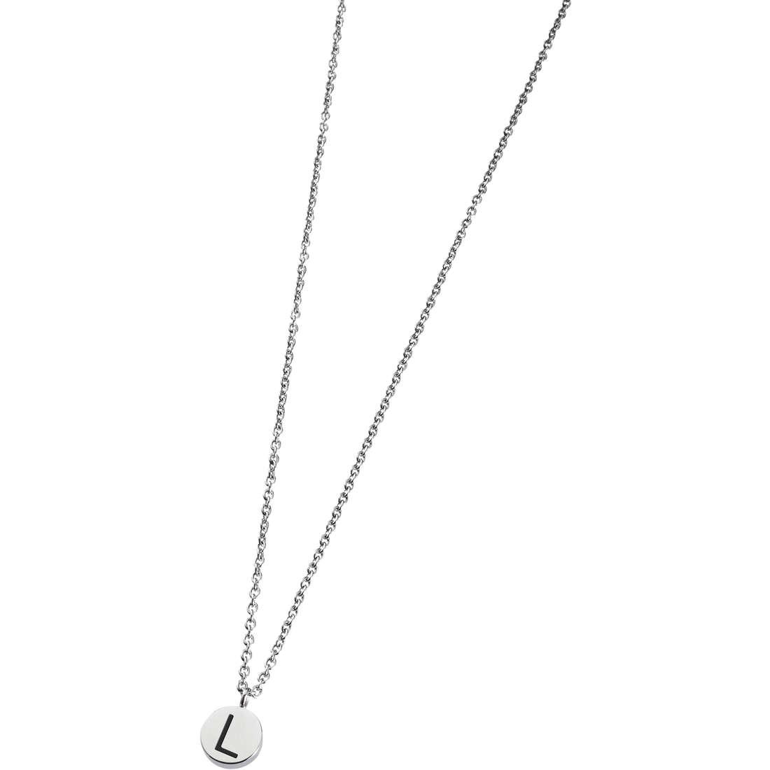 necklace unisex jewellery Marlù Oui C'Est Moi 18CN028L