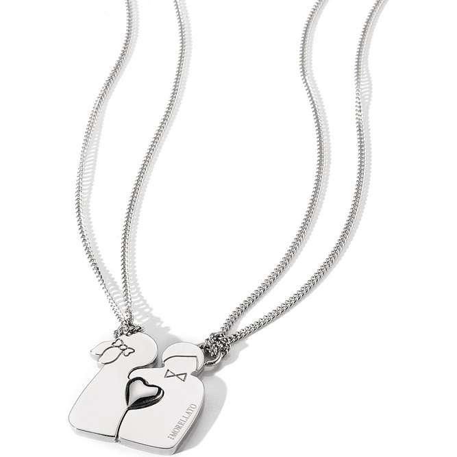 necklace unisex jewellery Morellato You&me S0519